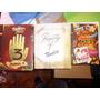 Diario 3 Gravity Falls + Libro Dipper Y Mabel + Envio