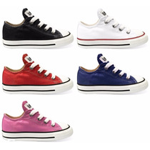 Tenis Converse Chuck Taylor All Star Low Top Para Bebe