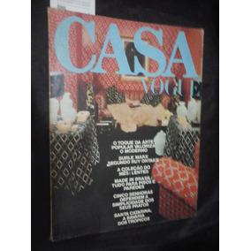 Revista Casa Vogue Burle Marx Porta Retratos Ceramica 1977