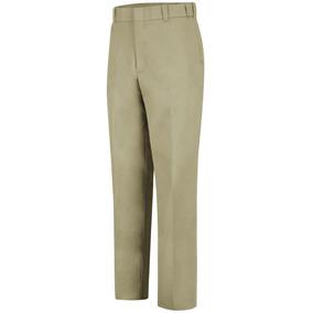 Pantalon Industrial Modelo Durakap Color Caqui
