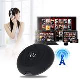 Transmisor Bluetooth 4.0 Audio Carro 2 Dispositivos 3.5mm Tv