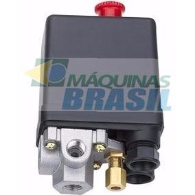 Pressostato Compressor De Ar Motomil / Lynus/schulz 80-120lb