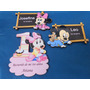 10 Souvenirs Personalizados Con Imán Sapo Pepe Mickey Car´s