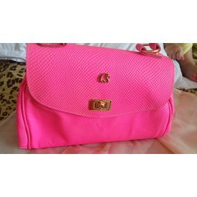Bolsa Pink Cármen Steffens