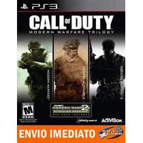 Pacote Call Of Duty: Modern Warfare [* Jogos Ps3 Psn *]