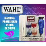 Wahl Taper 2000 Maquina De Corte De Cabello Profesional Usa