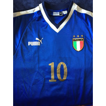 Italia Jersey Puma Totti Nike Adidas Chivas Futbol America