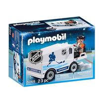 Retromex Playmobil 9213 Maquina Zamboni Nhl Hockey Deporte