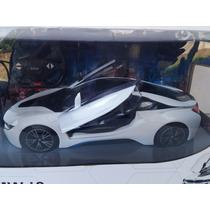 Rastar Carro 1/14 Bmw I8 Blanco R/c