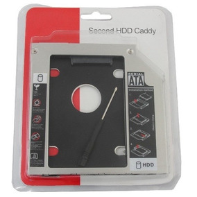 Adaptador Dvd Para Hd Ou Ssd Notebook Drive Caddy 12.7mm