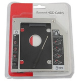 Adaptador Dvd Para Hd Ou Ssd Notebook Drive Caddy 12.7mm