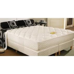Colchon Y Som Super King Size 2.00x2.00 Res Doble Pillow.