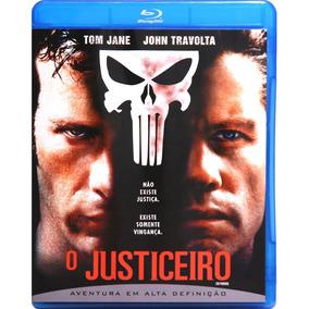 Blu-ray O Justiceiro - Tom Jane & John Travolta Lacrado!