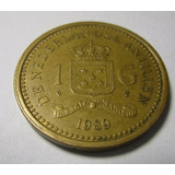 Moneda De Nederlandse Antillen 1989