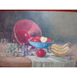 Pintura De Dorival Francisco Da Silva (chico Silva) 60 Por4