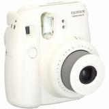 Camara Instantanea Fuji Instax Mini 8 +10fotos Blanca.