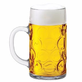 Caneca Cerveja Chopp Mass Krug 1 Litro German Oktoberfest
