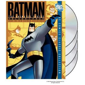 Batman: La Serie Animada, Volumen 4 (dc Comics Envío Gratis