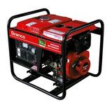 Gerador A Diesel 2kva 5cv 110/220v Part. Elétrical Bd-2500