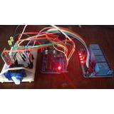 Control House Arduino Domotica Rele Desarrollo A Medida