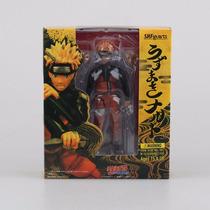 Action Figure Naruto Uzumaki Totalmente Articulado Importado