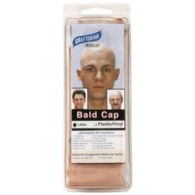 Graftobian Maquillaje Compañía Mujeres Látex Bald Cap