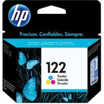 Cartuchos Hp 122 32 Color 30 Negro
