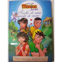 Livro Turma Da Monica Jovem Sonho De Uma Noite De Verão