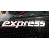 Emblema Express De La Van
