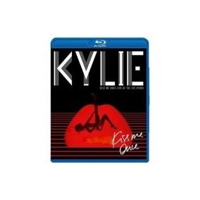 Bluray - Kylie Minogue - Kiss Me Once Live Importado Triplo