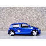 Carro Renault Clio V6 2003 Escala 1/32 New Ray Original