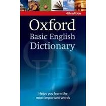 Oxford Basic English Dictionary - 4ª Edition