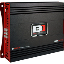 Amplificador 4 Canales Bass Inferno Bi4500.4 Db Drive