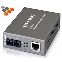 Transceiver Convertidor Ethernet A Fibra Optica Tl-mc200cm