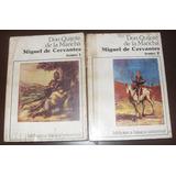 Don Quijote De La Mancha - 2 Tomos -
