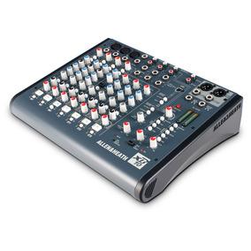Allen & Heath Xb-10 Consola Radio 3 Canales Mono P/microfono