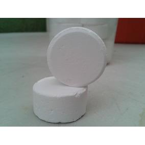 Desinfectante Cloro 50 Pastillas Lenta Disolucion Paquete Wc