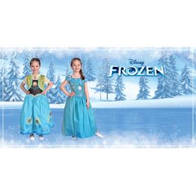 Disfraz Anna Frozen Fiebre Congelada -somos Los Juguetes-