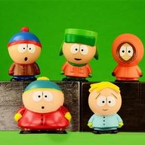 South Park, Kit Com 5 Personagens Pronta Entrega
