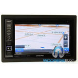Alpine Ine-w960 6,1 Tv Cd Dvd Gps Bluetooth Pandora Navega