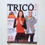Revista Tricô & Cia Blusas Coletes Casacos Vestido N°22