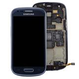 Display Lcd+tactil Celular Samsung S3 Mini,servicio Tecnic