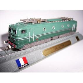 Locomotora.- Sncf Cc 7100 (france) - Esc N 1:160 - Del Prado