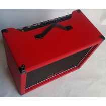 Cubo Guitarra 100w Jv-120-gt 12 Pol. Vermelho