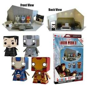 Funko Boxos Ironman 3 Marvel Papercraft