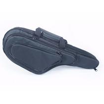 Capa Bag Sax Alto Extra Luxo Almofadada Lunnon Frete Grátis!