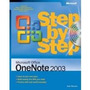 Microsoft Office Onenote 2003 Step By Step; Peter Weverka