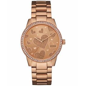 Guess Reloj Mujer Gold Rose Original! Michael Kors,coach
