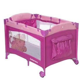 Berço Bebê Chiqueirinho Cercado Play Tigrinha 2030 Galzerano