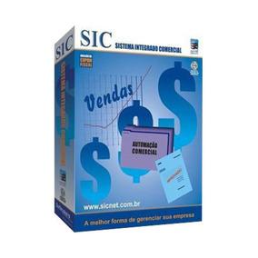Sicnet Sistema Integrado Comercial Original Lacrado